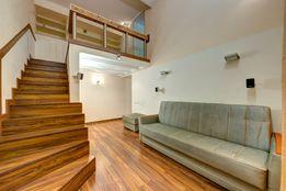3к двухуровневая квартира, ул. Институтская 25, в центре