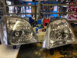 ISUZU BAKKIE HEADLIGHTS (NEW)