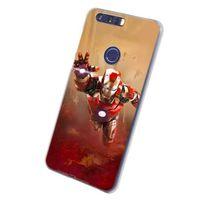 Case - Honor 8x - Marvel - Iron Man
