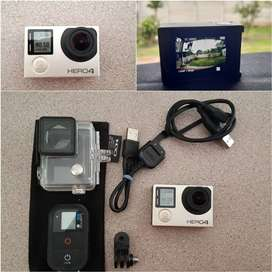2nd Hand Go pro Hero 4 Silver