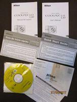 Пакет документов к цифровой камере Nikon Coolpix L11, L10