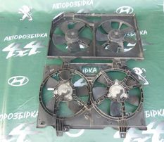 Вентилятор диффузор Nissan X-TRAIL Ниссан Х-Трейл 2.2 dCi 2.0 T30 t30