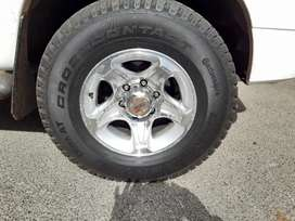 15 inch bakkie mags. 6 hole.