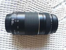 Canon Zoom Lens EF 75-300mm- Second Hand