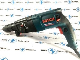 Перфоратор Bosch 2-26 DFR с доп. патроном (ОБЪЕМНЫЕ БУКВЫ) инструмент