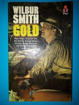 Gold - Wilbur Smith - Previously Entitled Gold Mine.