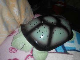 Ночной проектор черепаха