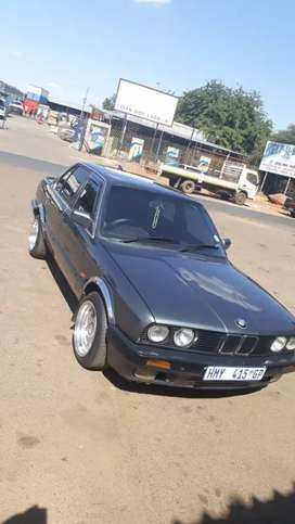 Old school bmw (Gusheshe)