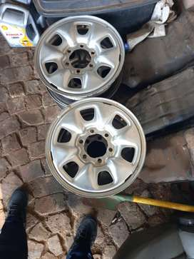 "D4D 16"" rims for sale"