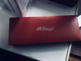 шариковая ручка S. T. Dupont с коробкой