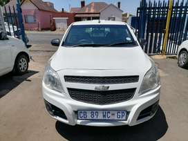 2012 Chevrolet Utility 1.4 Bakkie with a Canopy