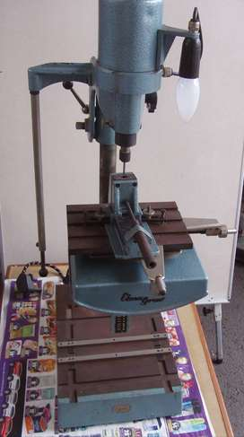 Elma Engraving Machine - Made in Germany