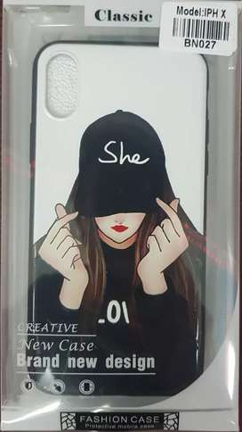 iPhone X she covers for ladies/girls