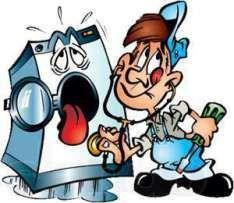 Ремонт пральних машин та іншої побутової техніки