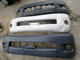 Toyota Hilux Bumpers