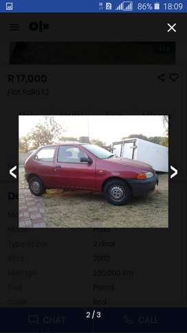 Fiat palio in good condition