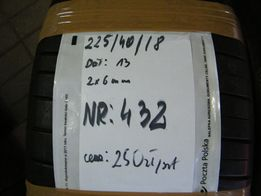 225/40R18 Continental ContiSportContact 5
