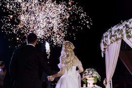Оформление свадьбы, выездной церемонии, фуршетных зон, банкетного зала