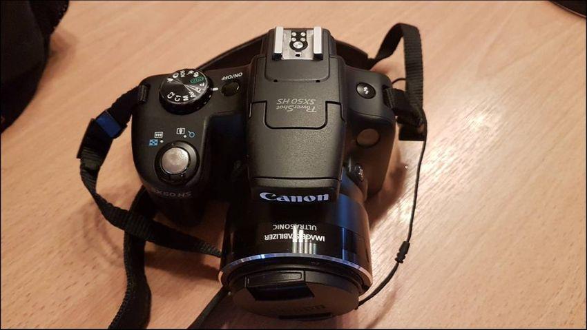 Canon SX50 HS 0