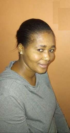 Hire Lesego for Domestic Housekeeper Duties, has 2 Refs for 5 years1