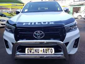 Used 2019 Toyota Hilux 2.4GD-6 Automatic 4x
