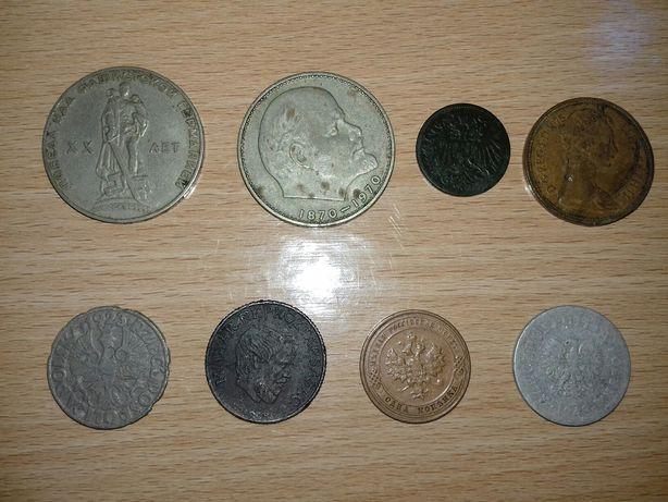 Продам 8сім штук монет доволі таки рідкісних Николаев - изображение 1