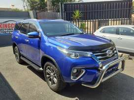 2016 Toyota Fortuner 2.4GD6