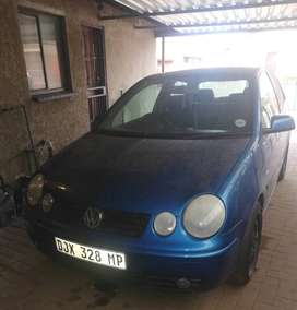 This is a RARE 2004 Polo 1.9 TDI full house sport line 6 push!!!