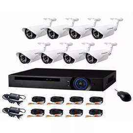 Cctv installation and sales
