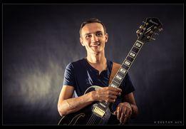 Gitara dla każdego! Nauka gry na gitarze, banjo i ukulele