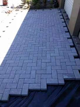 CEMENT BOND PAVERS ON SPECIAL