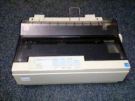 Epsom LX-300+II Dot Matrix Printer