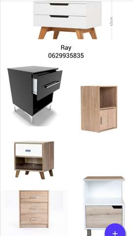 Pedestals & Chest of Drawers