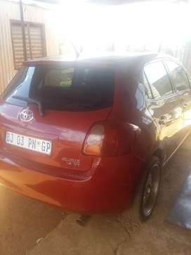 Keys available toyota brand auris 2009 model red