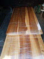 Столы и столешницы из натурального дерева