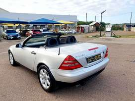 MERCEDES BENZ SLK 230 HARDTOP AUTO - EXCELLENT CONDITION