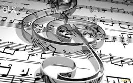 Уроки вокала, игры на фортепиано, теории музыки.
