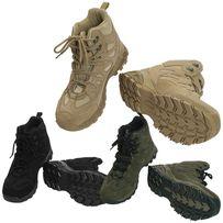 Ботинки тактические Squad Stiefel 5 Inch модель Trooper Mil-tec