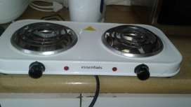 Two plate stove