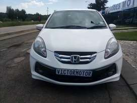 2013 Honda brio 1.2 manual 96 000km for sale