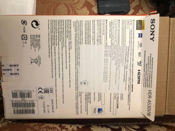 Екшен камера Sony HDR-AS30V Полтава - изображение 4