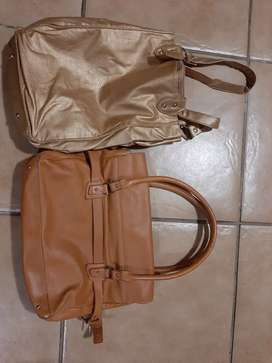 Two bags, second hand