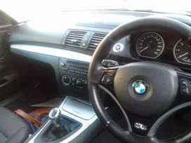 BMW 118i White mint condition
