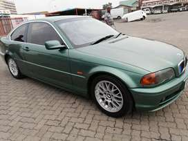 BMW 323CI GOOD CONDITION OLD MR CHEEPI WITBANK BIG FIVE DISTRIBUTORS