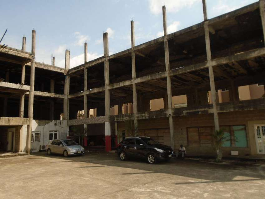Office space  of 100 units of Carcass for sale,Jabi,Abuja 0
