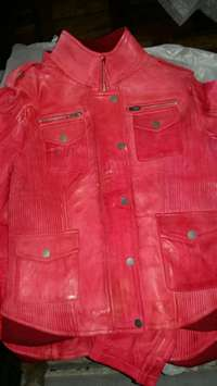 Used, Ladies leather jacket for sale  South Africa