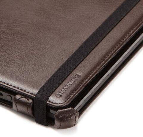 Чехол для планшета Kindle Fire Marware Eco из натуральной кожи коричне Сосница - изображение 6