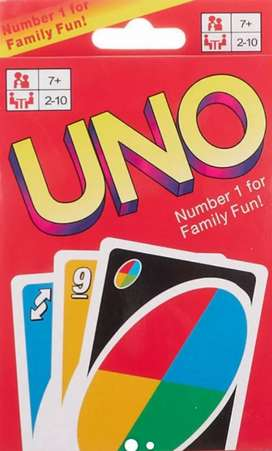Brand New Uno Card Game.