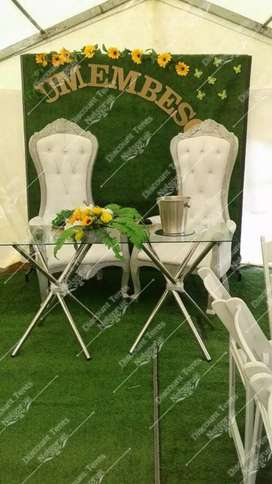 Various Wedding Chairs for Sale