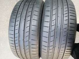 225 40 R18 Continental Tyres